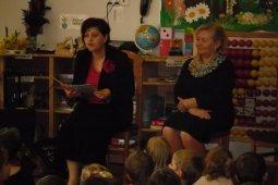 Czytanie dzieciom z Przedszkola - Prezes Chóru Spójnia - Iwona Fojcik_3