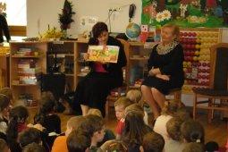 Czytanie dzieciom z Przedszkola - Prezes Chóru Spójnia - Iwona Fojcik_6