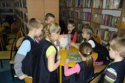 Czytanie dzieciom z SP nr 1 - Dawne czasy - czyt. Cz. Somerlik_13