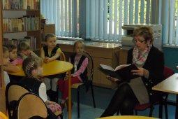 Czytanie dzieciom z SP nr 1 - Dawne czasy - czyt. Cz. Somerlik