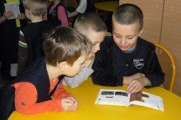 Czytanie dzieciom z SP nr 1 - Dawne czasy - czyt. Cz. Somerlik_8