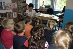 Czytanie dzieciom z SP nr 1 - Jest Takie miejsce - czyt. W. Szlachta_2