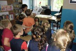 Czytanie dzieciom z SP nr 1 - Jest Takie miejsce - czyt. W. Szlachta_3