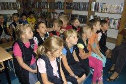 Czytanie dzieciom z SP nr 1 - Jest Takie miejsce - czyt. W. Szlachta_6
