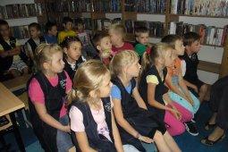Czytanie dzieciom z SP nr 1 - Jest Takie miejsce - czyt. W. Szlachta_7