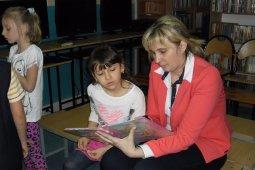Czytanie dzieciom z SP nr 1 - Znaki są ważne - czyt. A. Wieszołek