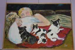Wystawa malarstwa i poezji Anny Nowak