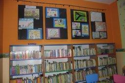 Wystawa pokonkursowa prac dzieci z przedszkola i szkół podstawowych w Marklowicach_1