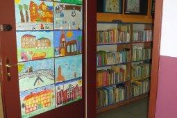 Wystawa pokonkursowa prac dzieci z przedszkola i szkół podstawowych w Marklowicach